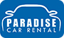 Car rental Paradise locations Malaysia