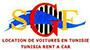 Car hire SGF locations Tunisia